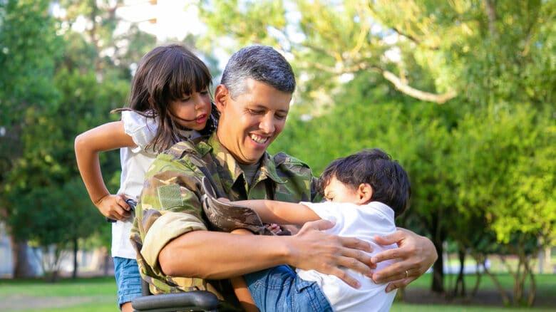 Soldado que recebe pensão militar aeronáutica